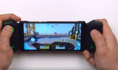 """بالفيديو: هاتف بقوة 16GB مخصص لمحبي الـ""""Games"""""""
