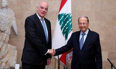 العلاقات اللبنانية ـ اليونانيّة بين عون ودندياس