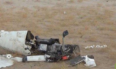 الحوثيون: اسقطنا طائرة للتحالف العربي في جيزان