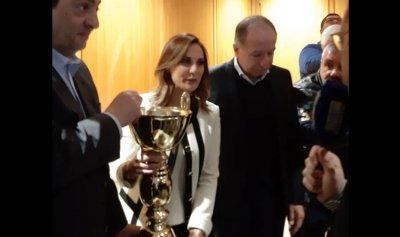 منتخب لبنان وصل إلى المطار آتياً من الأردن