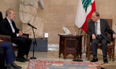 لاريجاني أغلق أبواب الخليج أمام لبنان