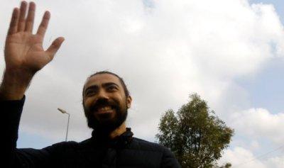 توقيف الناشط شربل خوري