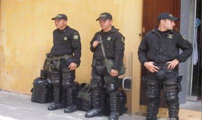 7 قتلى بانفجار شاحنة في كولومبيا