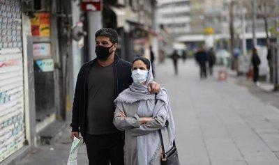 """41495 حالة """"كورونا"""" في إيران"""