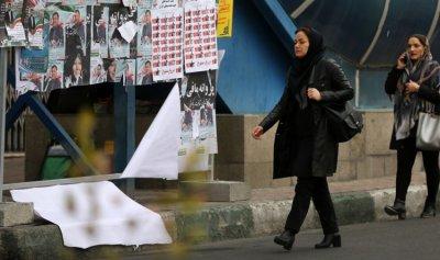 %30 من سكان طهران شاركوا بالانتخابات النيابية