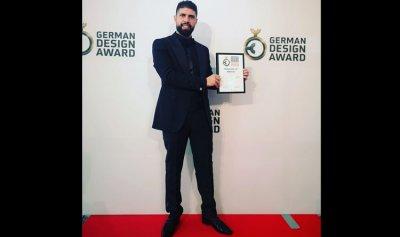 مهندس لبناني يفوز بجائزة التمييز بالعمارة في المانيا