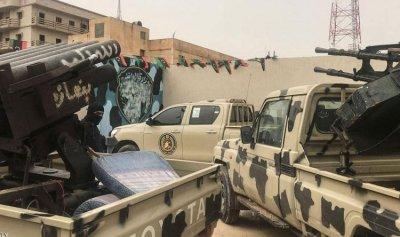 حكومة طرابلس تعلق محادثات وقف إطلاق النار