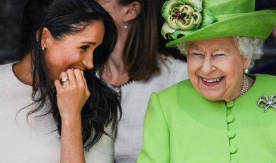 ميغان ماركل تتحدى الملكة اليزابيت