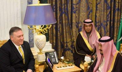 إيران ترافق بومبيو إلى السعودية