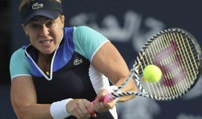 سقوط مبكر لنجمات التنس في بطولة دبي
