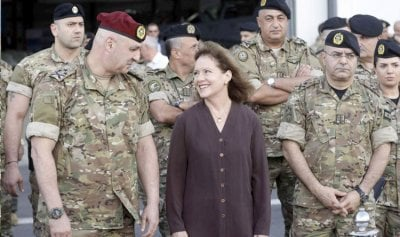 واشنطن لن تتردد في إخراج لبنان من نفوذ إيران