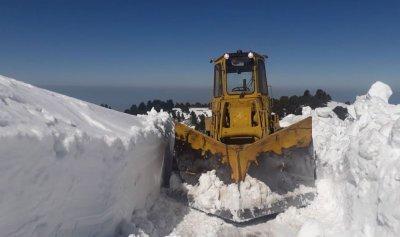 حال الطرقات الجبلية في لبنان