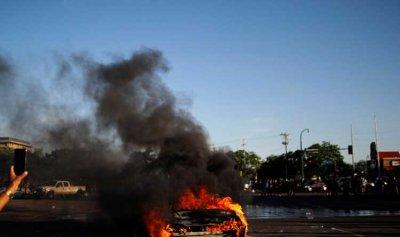 قتيل و3 جرحى خلال الاحتجاجات في إنديانابوليس الأميركية