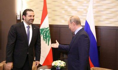 الحريري إلى روسيا بحثاً عن حل لأزمة التأليف