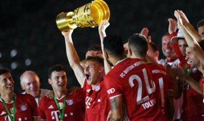 بايرن ميونيخ بطل ألمانيا للمرة الـ20