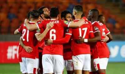 الأهلي يغرد بعيدا في سباق الدوري المصري