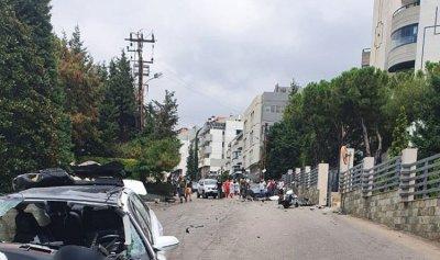 بالصور: قتيلة وجريحة بحادث سير في ادما