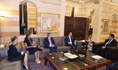 ممثل برنامج الاغذية العالمي: مستمرون بالتعاون مع الحكومة اللبنانية