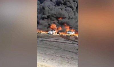 """""""الصحة"""" المصرية توضح حادث طريق الإسماعيلية"""