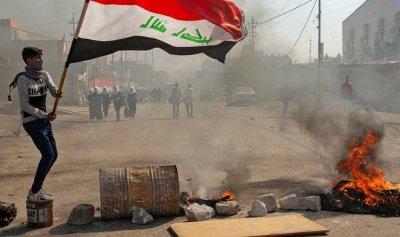 قطع الكهرباء تغلق طرقات البصرة العراقية