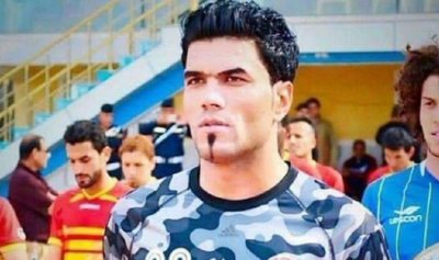حارس مرمى منتخب العراق جثة في بغداد