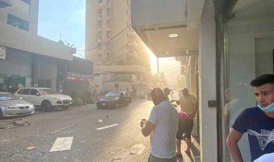 بالصور: بيروت بعد انفجار 4 آب