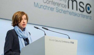 وزيرة الجيوش الفرنسية: إلى جانب لبنان