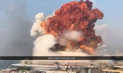 الانفجار المتكرر بحذافيره بين تكساس وبيروت