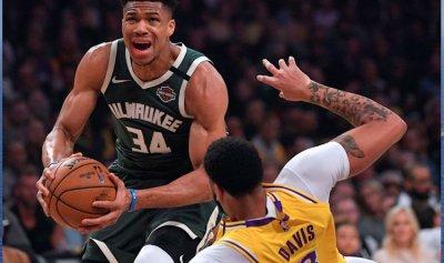 """الإيقاف يلاحق يانيس في """"السلة الأميركي"""""""