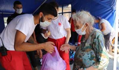 كاريتاس أعلنت استنفارها لمساعدة المتضررين