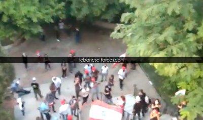 بالفيديو: الثوار يقتحمون وزارة الخارجيّة