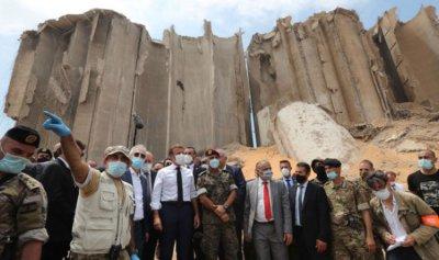 بالفيديو: آب الدمويّ في لبنان 