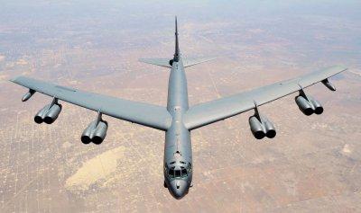 قاذفات B-52 الأميركية تحلّق في اجواء الشرق الاوسط