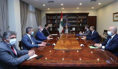 الرصيد الاحتياطي لدى مصرف لبنان على طاولة عون