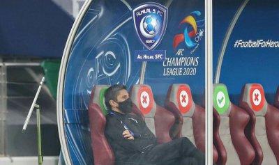 اعتبار الهلال السعودي منسحباً من دوري أبطال آسيا