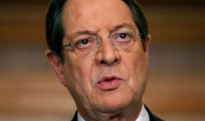 رئيس قبرص: تركيا تستولي على حقوقنا