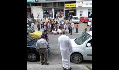 جريح صدماً في حلبا