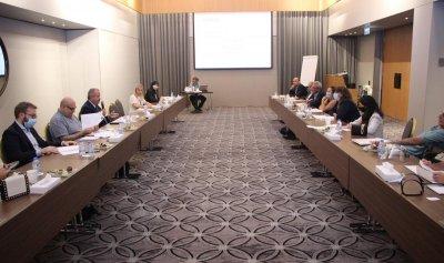 منتدى الحوار البرلماني يناقش خارطة طريق عمله 2020-2023