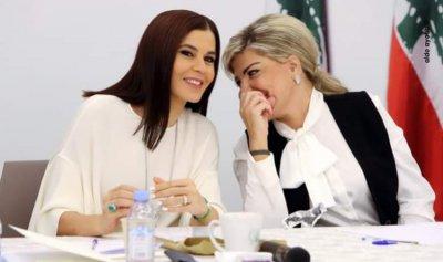 النائب جعجع لشدياق: مثال لصمود المرأة اللبنانية