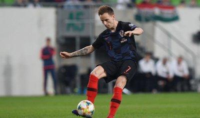راكيتيتش يضع حداً لمشواره مع المنتخب الكرواتي