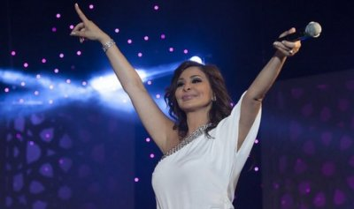 إليسا للمرة الأولى في بغداد