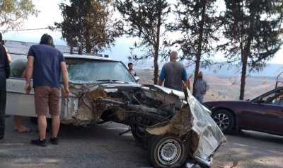 إصابات وحالة حرجة بحادث سير مروّع في التليل