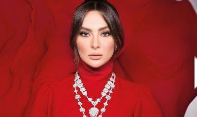 ستيفاني صليبا تدخل الدراما الخليجية