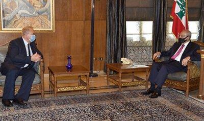 الأوضاع العامة بين بري والسفير الروسي