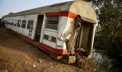 قتلى وجرحى بحادث قطار في مصر
