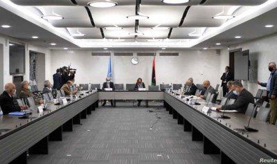 اتفاق شامل لوقف إطلاق النار في ليبيا