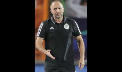 بلماضي أفضل مدرب في الجزائر لعام 2020