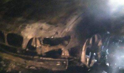 بالصور: النار تلتهم x5 على طريق الحنية