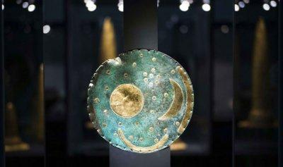 المتحف البريطاني يعرض أقدم خارطة للنجوم