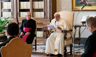 نداء من البابا فرنسيس لنزع السلاح النووي